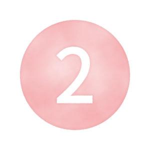 数字(2)