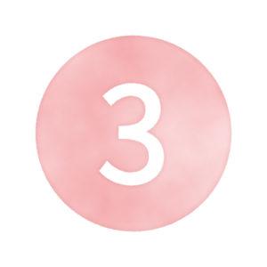 数字(3)
